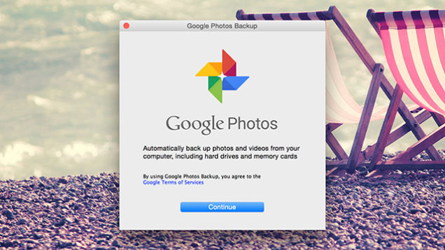 Google Uploader