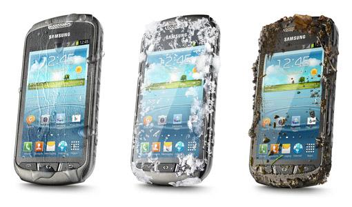 Cel mai dur telefon de la Samsung