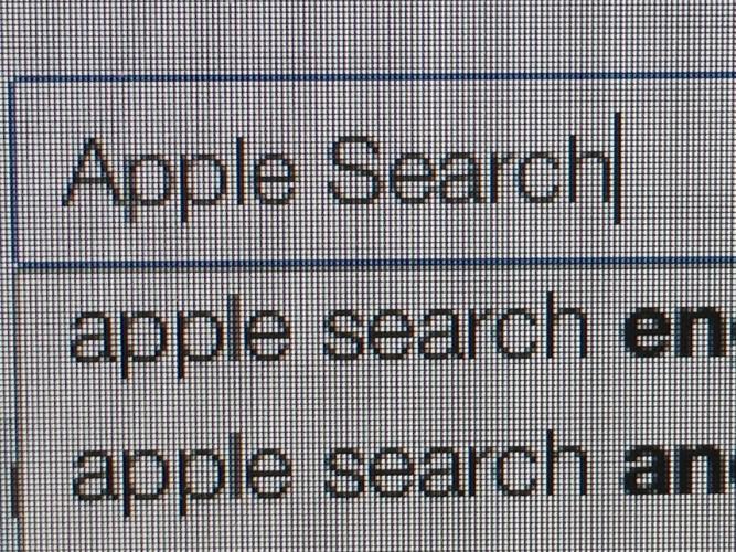 Apple lucrează la un motor de căutare propriu: Apple Search