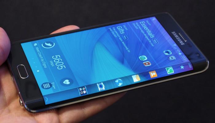 Samsung Galaxy Note Edge va primi o variantă premium
