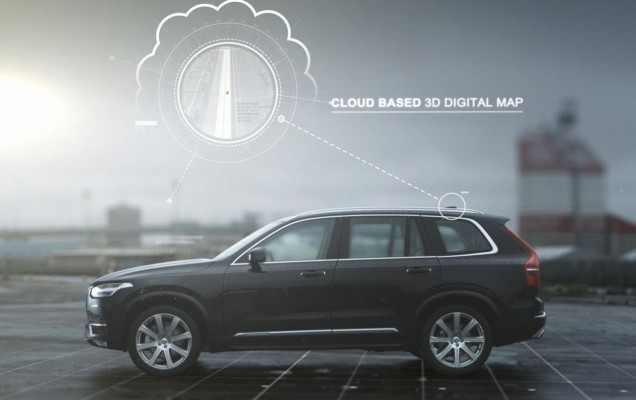 Cei de la Volvo scot în sfârşit maşina care se poate conduce singură
