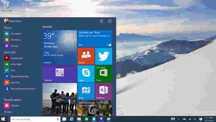 Microsoft a făcut anunţul, Windows 10 va apărea în vara lui 2015