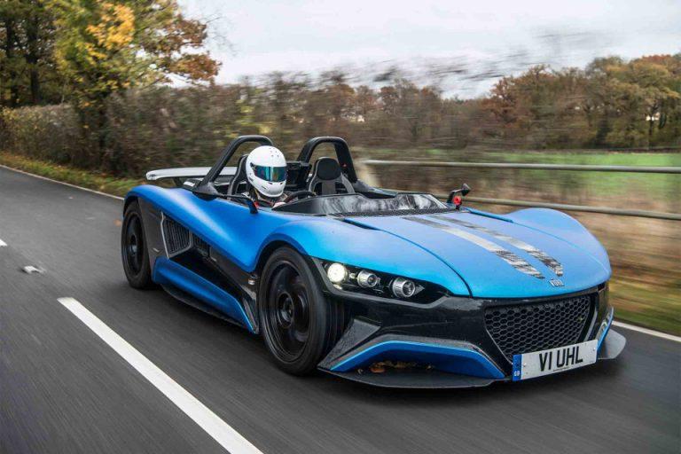 Vuhl 05, maşina tuturor pasionaţilor de curse